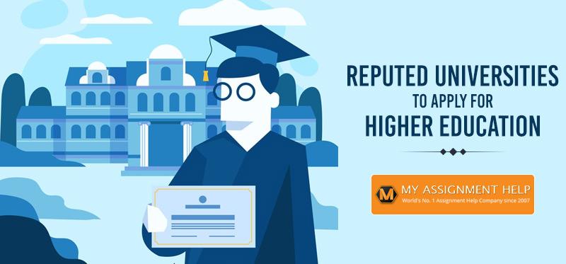 Reputed Universities