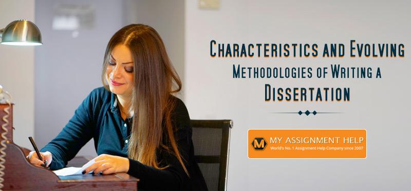 characterstics and evolving methodologies