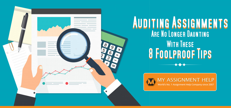 Tips To Write An Auditing Assignment