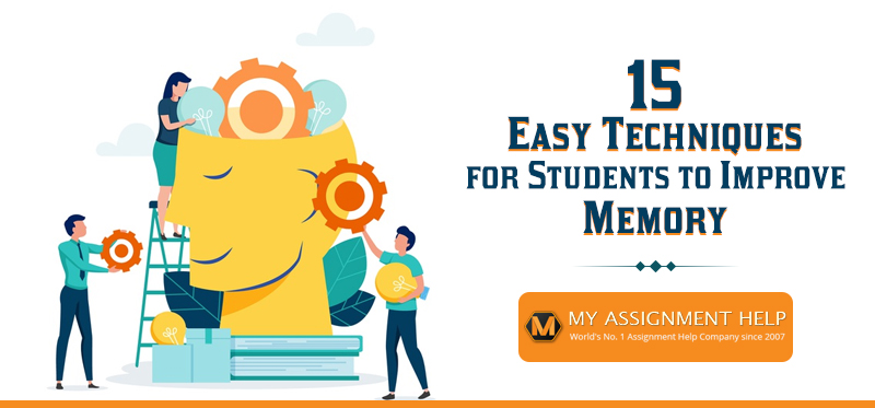 15 Easy Techniques for Students to Improve Memory