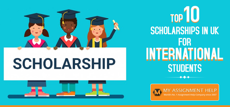 10 Scholarships in UK for International Students
