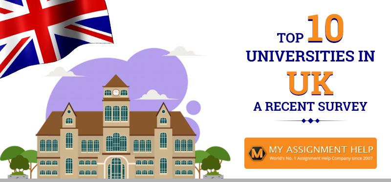 Top 10 Universities in UK