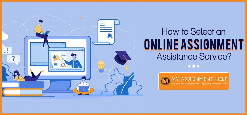 Online Assignment Assistance Service