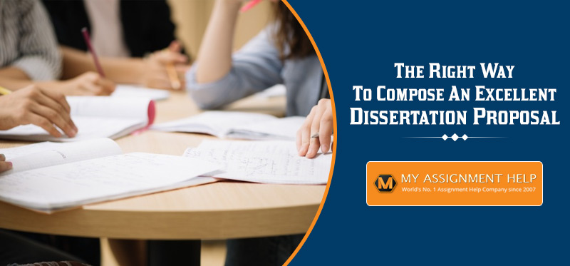 Compose An Excellent Dissertation Proposal