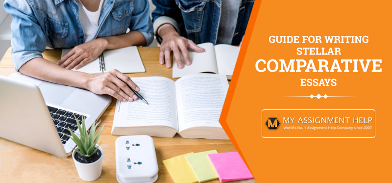 Guide for Writing Stellar Comparative Essays