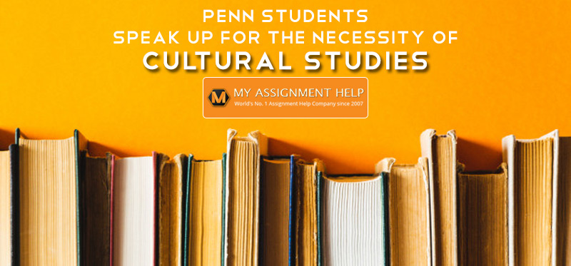 Penn Students Speak Up For the Necessity of Cultural Studies