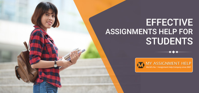 Effective Assignments Help for Students