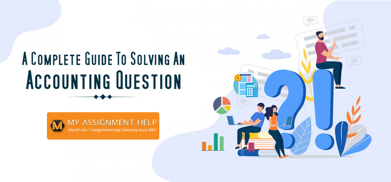 solve accounting questions online