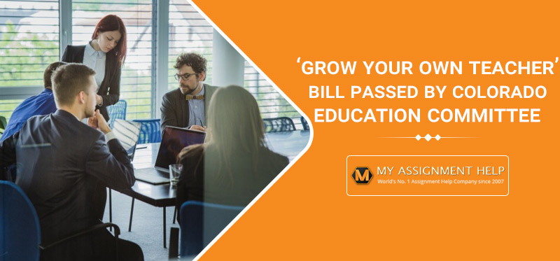 Bill Passed by Colorado Education Committee