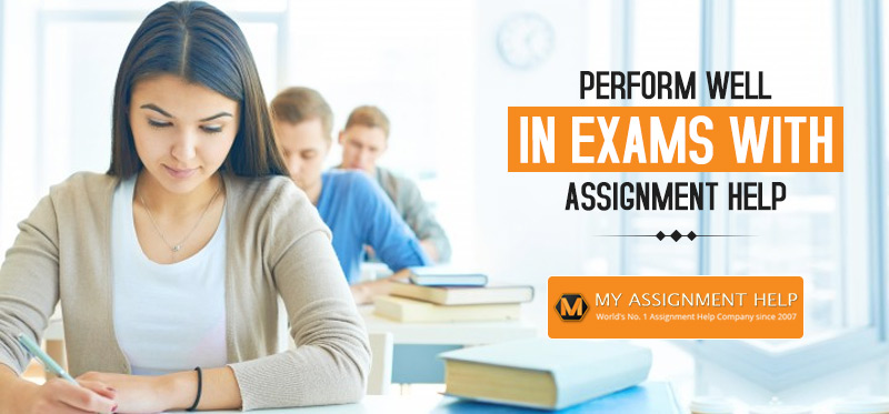 Exams with Assignment Help