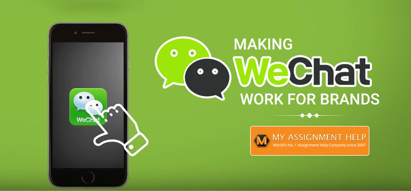 WeChat Work for Brands