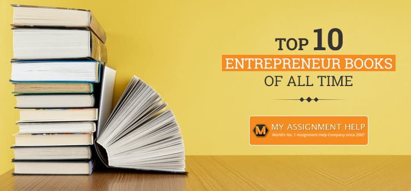 Top 10 Entrepreneur Books
