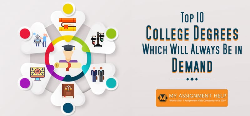 Top 10 College Degrees