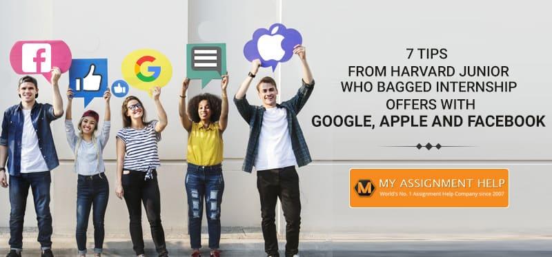 Internship Offers with Google