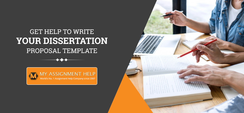 Write Your Dissertation Proposal Template