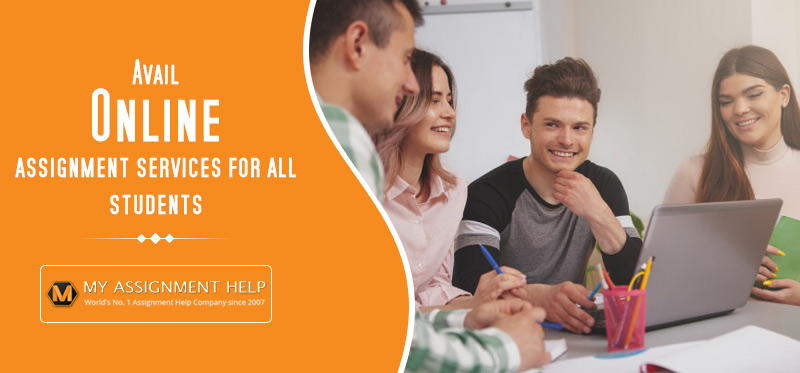 Assignment Services Available For Every Students