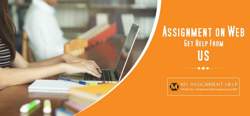 Assignment Help on Web