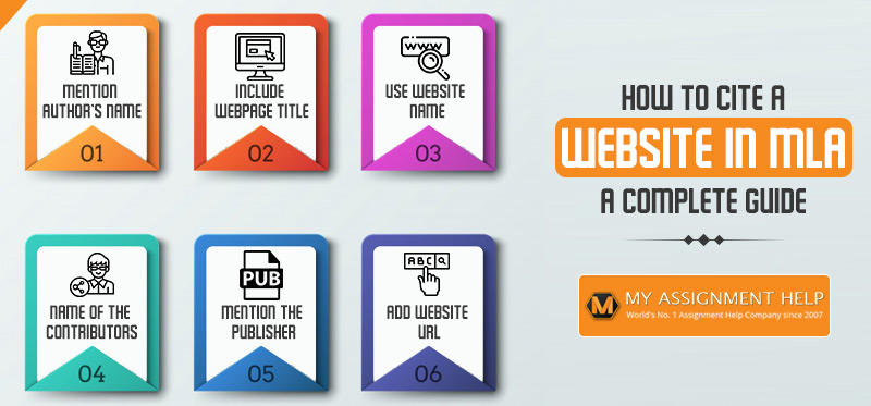 How To Cite Website in MLA Style