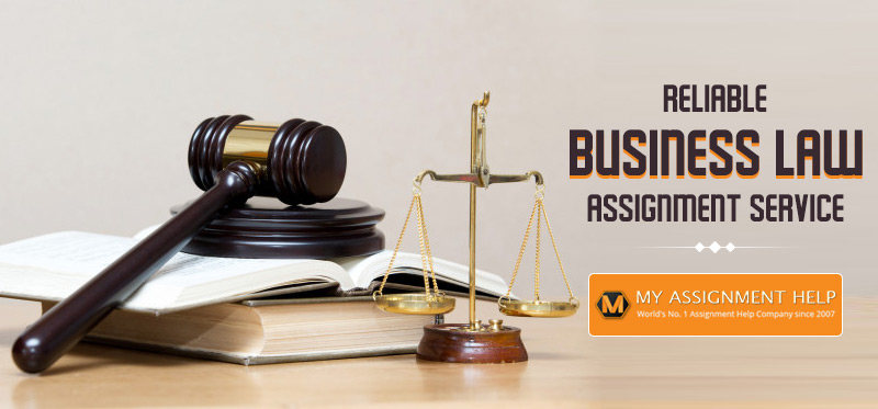 Business Law Assignment Service