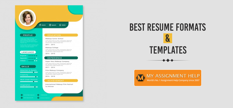 Best Professional Resume Format Of 2020 Check Sample Example