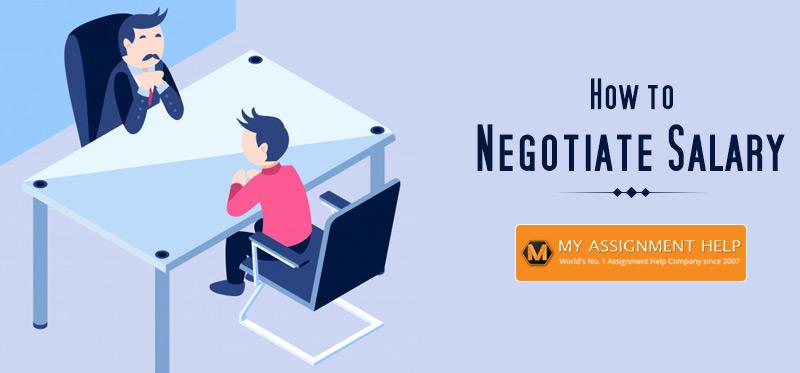 Comment négocier un salaire