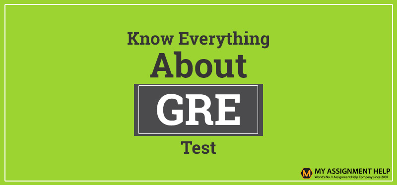 What is GRE Test