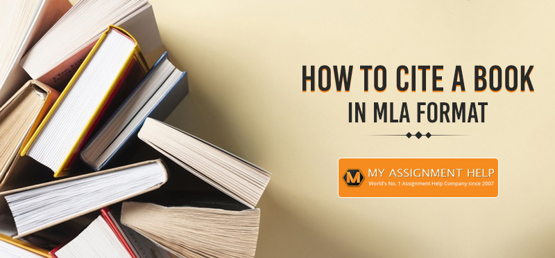 How to Cite a Book in MLA Format